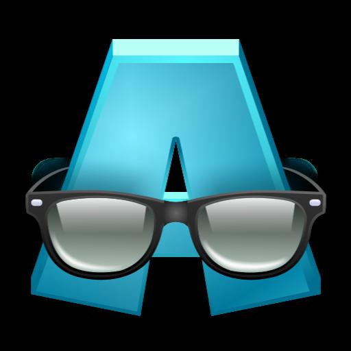 AlReader -any text book reader icon