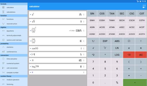 Mathematics screenshot 8