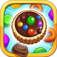 Cookie Mania - Match-3 Sweet Game on 9Apps