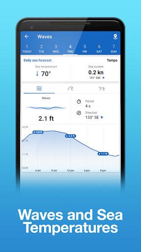 Fishing Points: Maps, Tides & Fishing Forecast screenshot 7