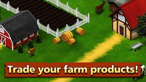 Farm Offline Games : Village Happy Farming screenshot 4