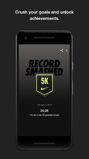 Nike Run Club 4 تصوير الشاشة