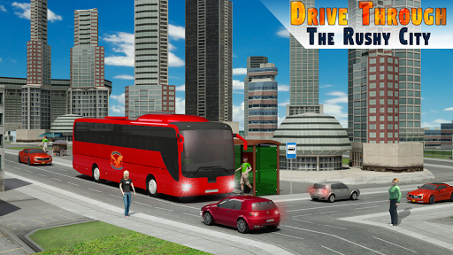 City Bus Simulator 3D - Addictive Bus Driving game screenshot 1
