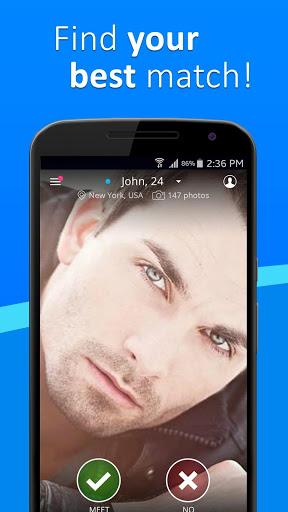 Meet4U - Chat, Love, Singles! screenshot 4