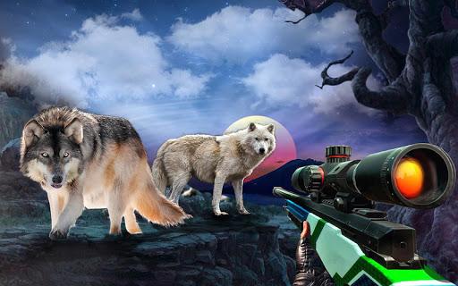 Wild Deer Hunter 3D :Wild Animal Shooting Games 4 تصوير الشاشة