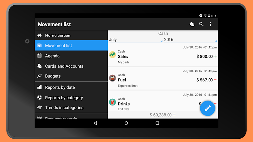 Daily Expenses 3: Personal finance screenshot 12