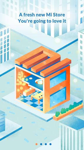 Mi Store 1 تصوير الشاشة