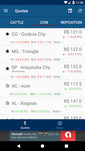 Arrobas Online screenshot 5