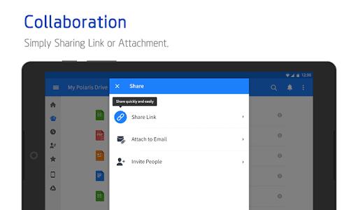 Polaris Office - Free Docs, Sheets, Slides   PDF screenshot 16