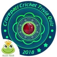 Crorepati Cricket Trivia Quiz on 9Apps