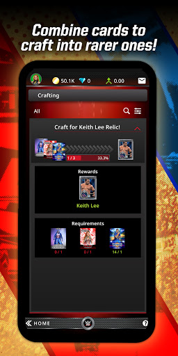 Topps® WWE SLAM: Card Trader 3 تصوير الشاشة
