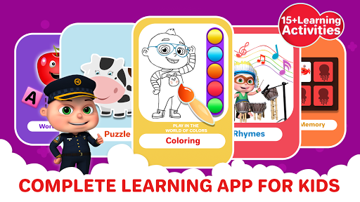 ABC Song - Rhymes Videos, Games, Phonics Learning screenshot 2