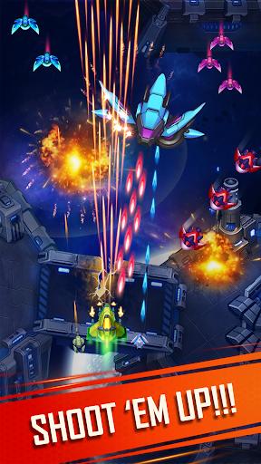 WindWings: Space shooter, Galaxy attack (Premium) screenshot 2