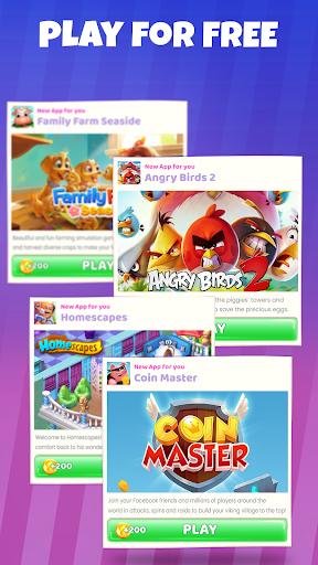 Coin Pop - Play Games & Get Free Gift Cards 2 تصوير الشاشة