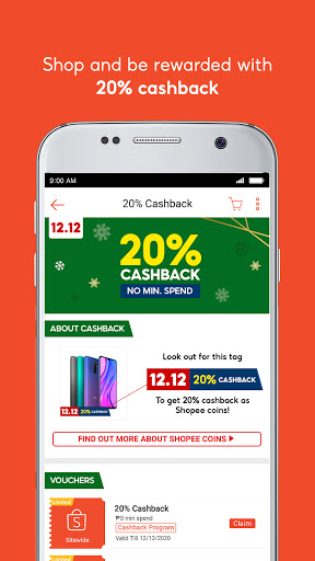 Shopee 12.12 Christmas Sale screenshot 8