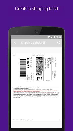 FedEx Mobile screenshot 6