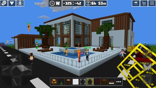 Multicraft: Block Craft Mini World 3D screenshot 24