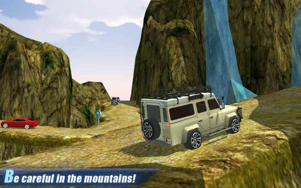 Off Road 4x4 Hill Jeep Driver screenshot 4
