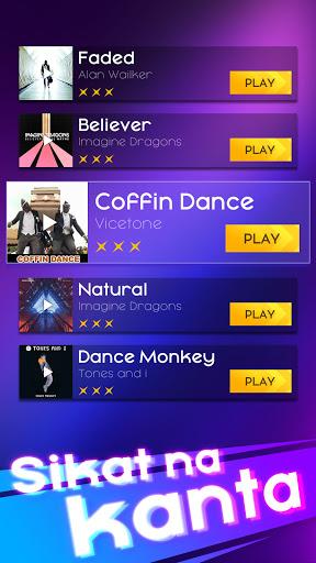 Magic Jump: EDM Ball Dancing screenshot 1