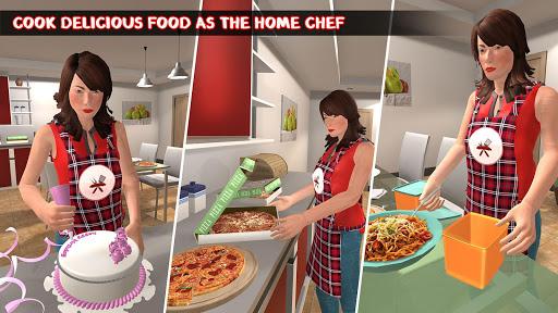 Home Chef Mom 2020 : Family Games screenshot 2