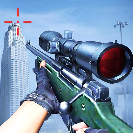 ikon Sniper Killer 3D: Shooting Wars