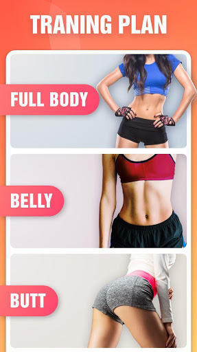 Lose Weight at Home - Home Workout in 30 Days screenshot 1