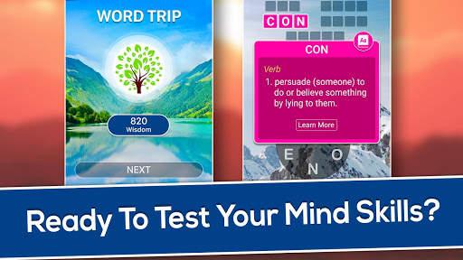 Word Trip screenshot 2