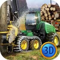 제재소 드라이버 시뮬레이터 3D on 9Apps