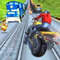 Subway Rider - Train Rush on 9Apps