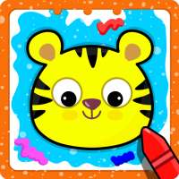 Animal Sounds for babies & Coloring book for kids on 9Apps