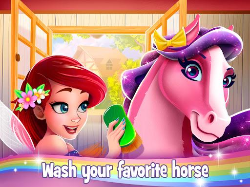 Tooth Fairy Horse - Caring Pony Beauty Adventure screenshot 17