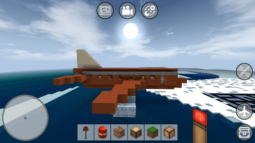 Mini Block Craft screenshot 3