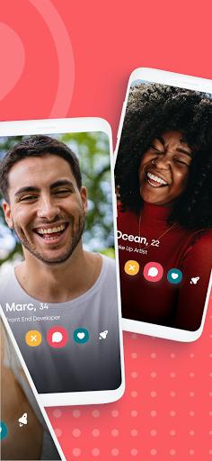 JAUMO Dating - Match, Chat & Flirt with Singles screenshot 2