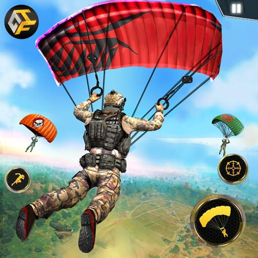 US Army Commando Battleground Survival Mission