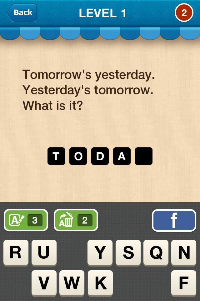 Hi Guess the Riddle 1 تصوير الشاشة
