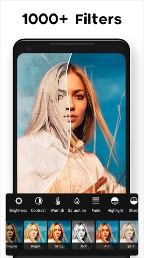 Photo Editor Pro screenshot 1