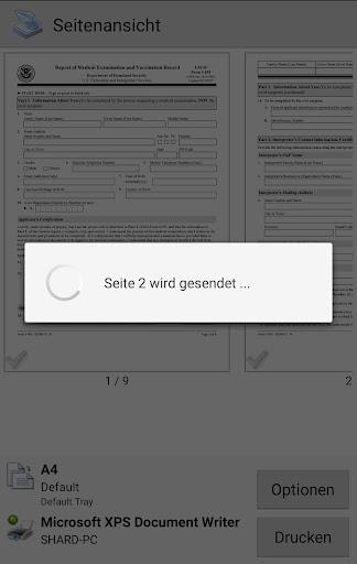 PrinterShare Mobiles Drucken screenshot 6