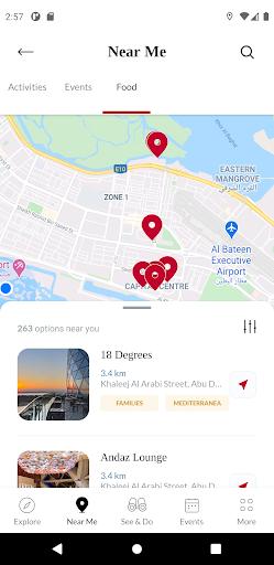 Visit Abu Dhabi screenshot 3