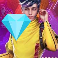 Free Diamonds for Garena new fire on 9Apps