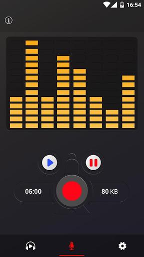 Voice Recorder screenshot 1