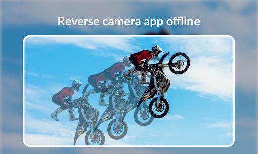 ย้อนกลับวีดีโอ - วิดีโอ Rewind และวิดีโอห่วง screenshot 4