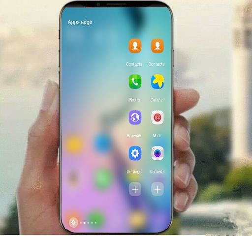 Edge Screen S20 S10  S8 Note8 S9 Note 9 4 تصوير الشاشة