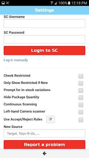 ScanPower Mobile screenshot 6