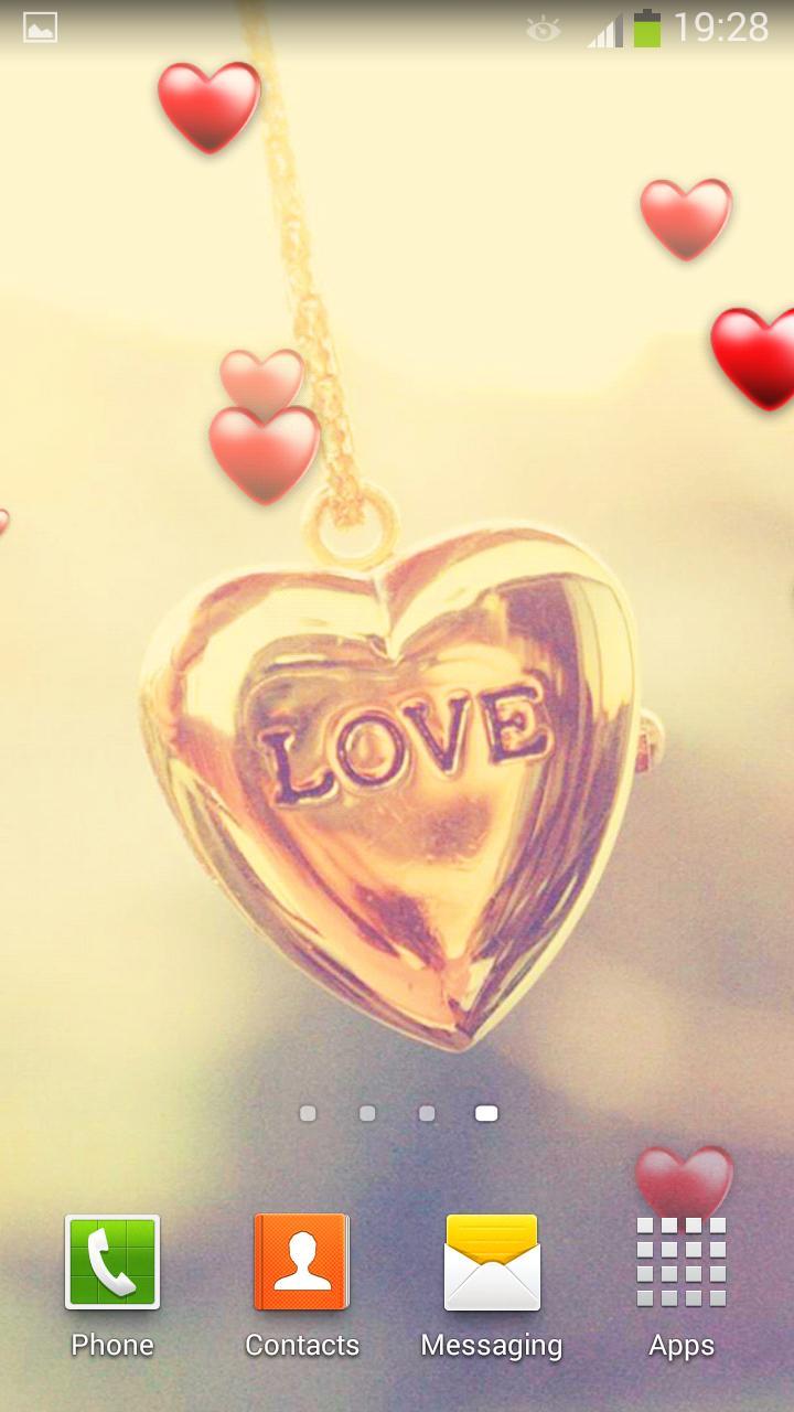 Love Live Wallpaper 11 تصوير الشاشة