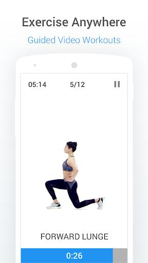 Pacer Pedometer: Walking, Running, Step Challenges 4 تصوير الشاشة
