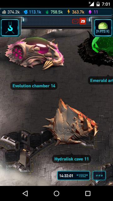 Xcraft screenshot 3