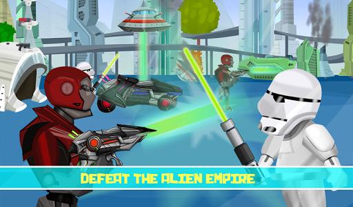 Age Of Fight : Empire Defense screenshot 5