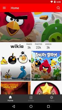 FANDOM for: Angry Birds screenshot 1