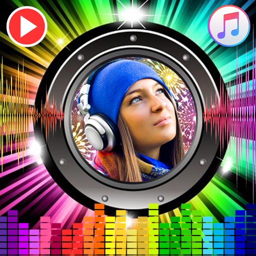 Dj Video  Maker 2021 -Dj Music Photo movie maker icon