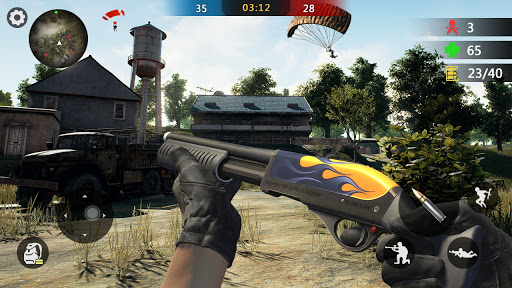 Special Ops 2020: Multiplayer Shooting Games 3D screenshot 5